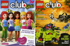 girl and boy legos