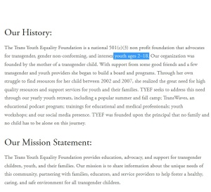 TYEF mission statement