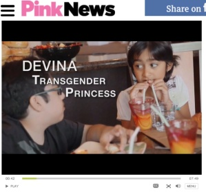 transgender princess