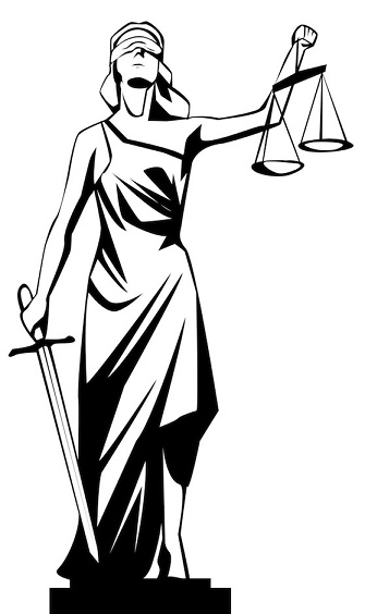 lady justice small