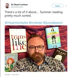lorimer summer reading