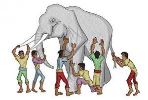 elephant-blindmen