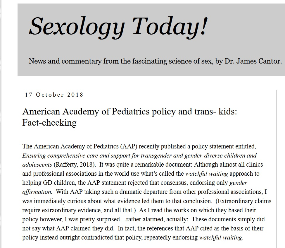 American academy of pediatrics homosexual adoption quotes